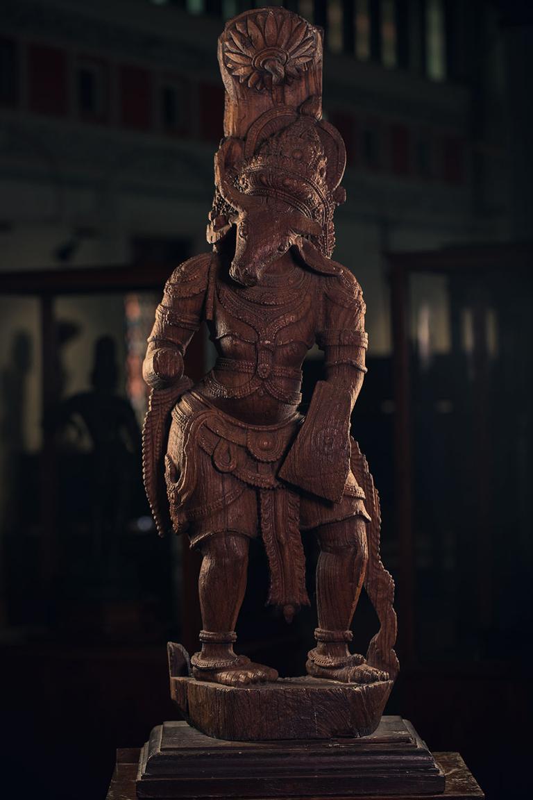 Mahishasura